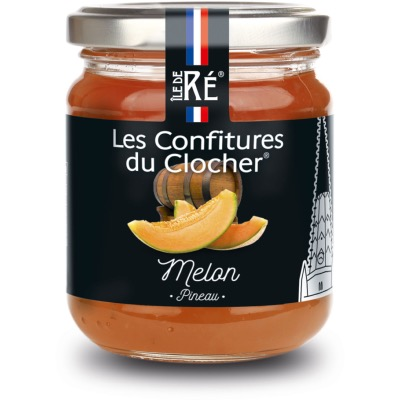 Confiture de Melon au Pineau